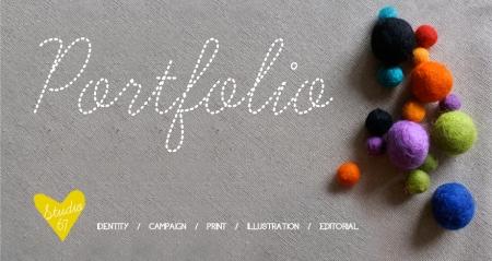 Studio 67, Studio 67 Designs, Kristina Walton, Kristina Walton's portfolio, felt balls