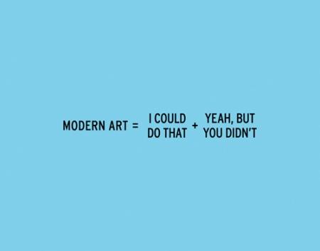 Modern Art by Craig Damrauer